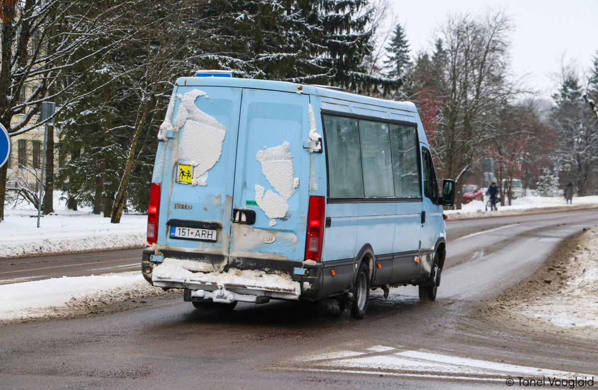 Tartu, IVECO Daily 50C13V № 151 ARH
