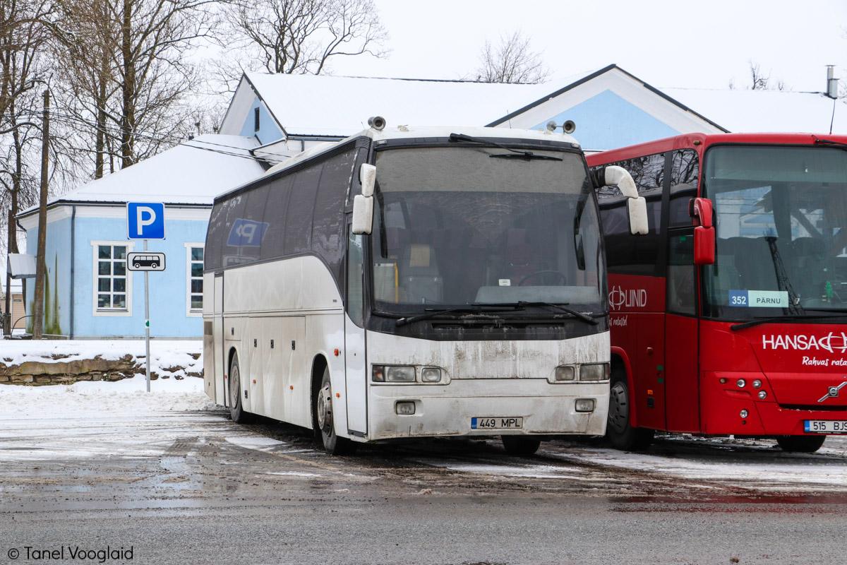 Tallinn, Carrus Star 502 № 449 MPL