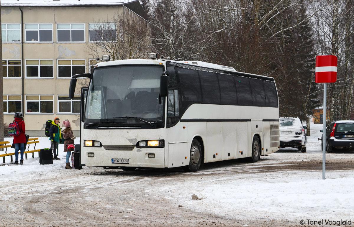 Tallinn, Carrus Classic III 360 № 637 BFN
