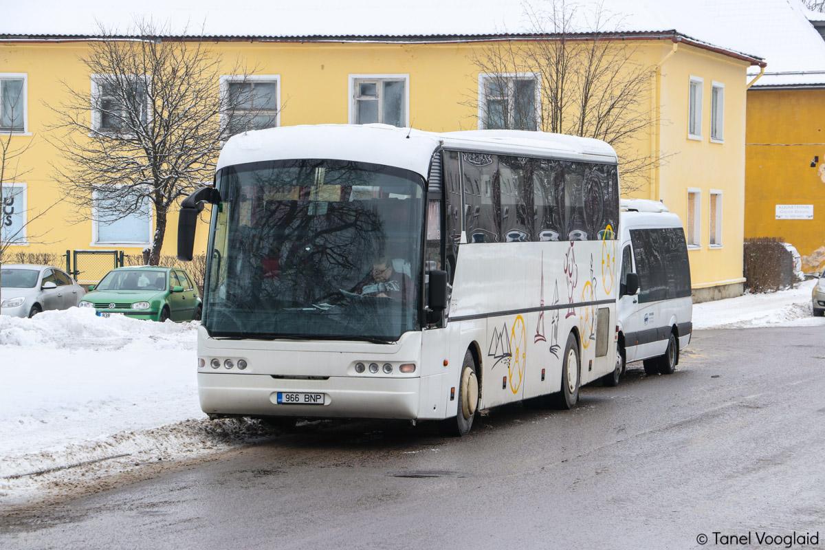 Loksa, Neoplan N316SHD Euroliner № 966 BNP