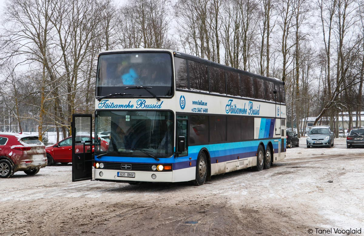 Tallinn, Van Hool TD827 Astromega № 631 BNV