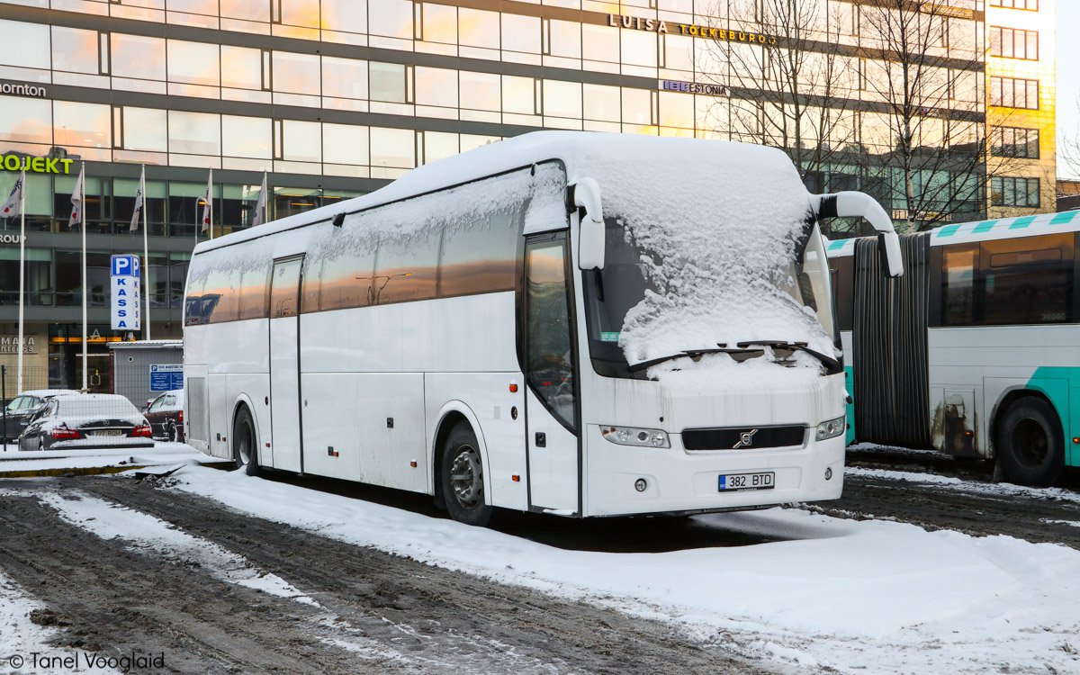 Tallinn, Volvo 9700H NG № 382 BTD