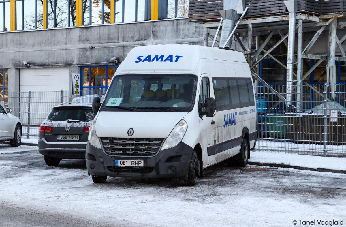 Saku, Renault Master T35 № 081 BHP