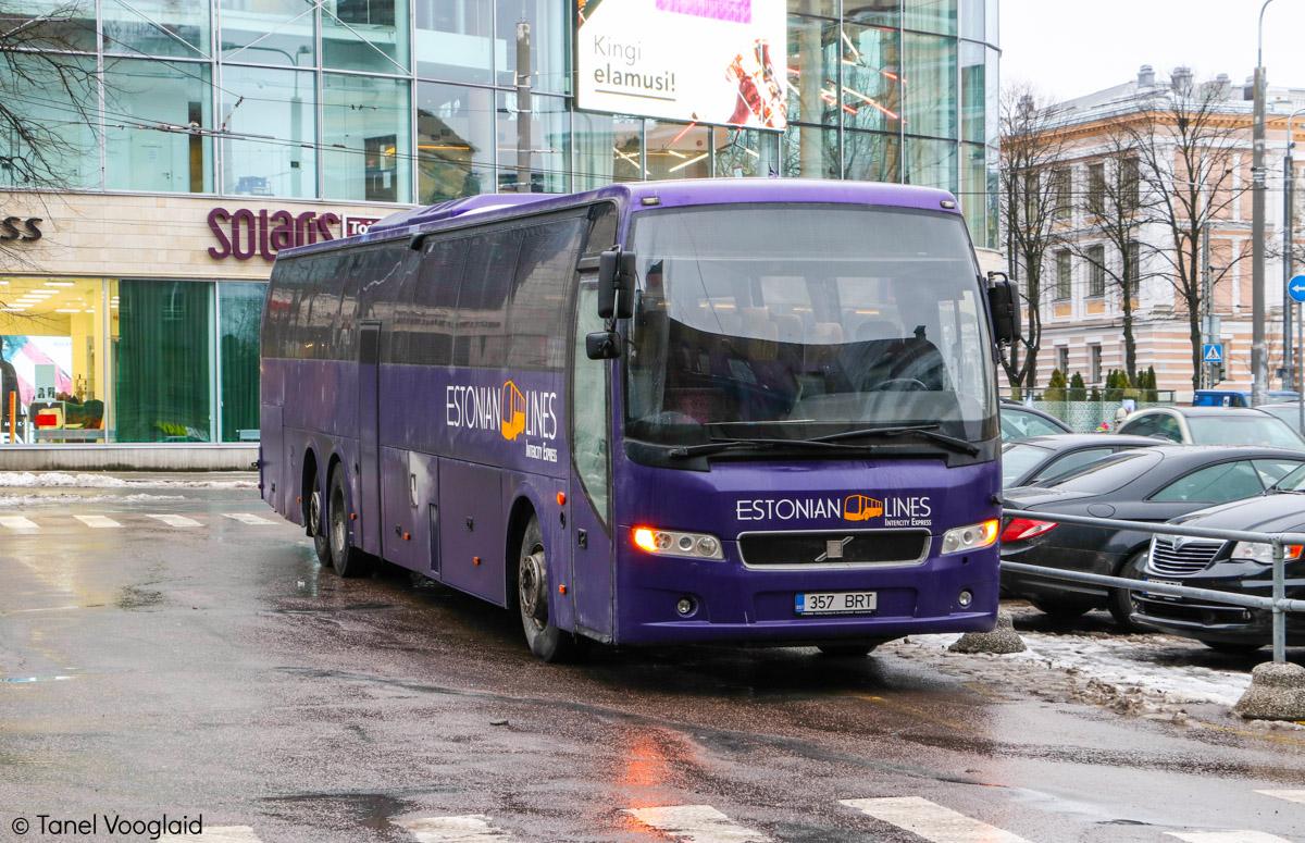 Tallinn, Volvo 9700S NG № 357 BRT