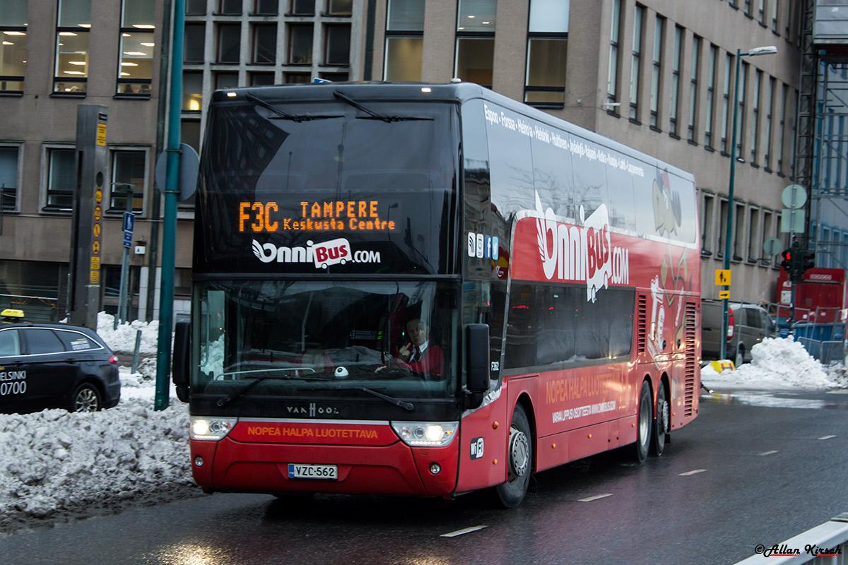 Tallinn, Van Hool TDX27 Astromega № E402