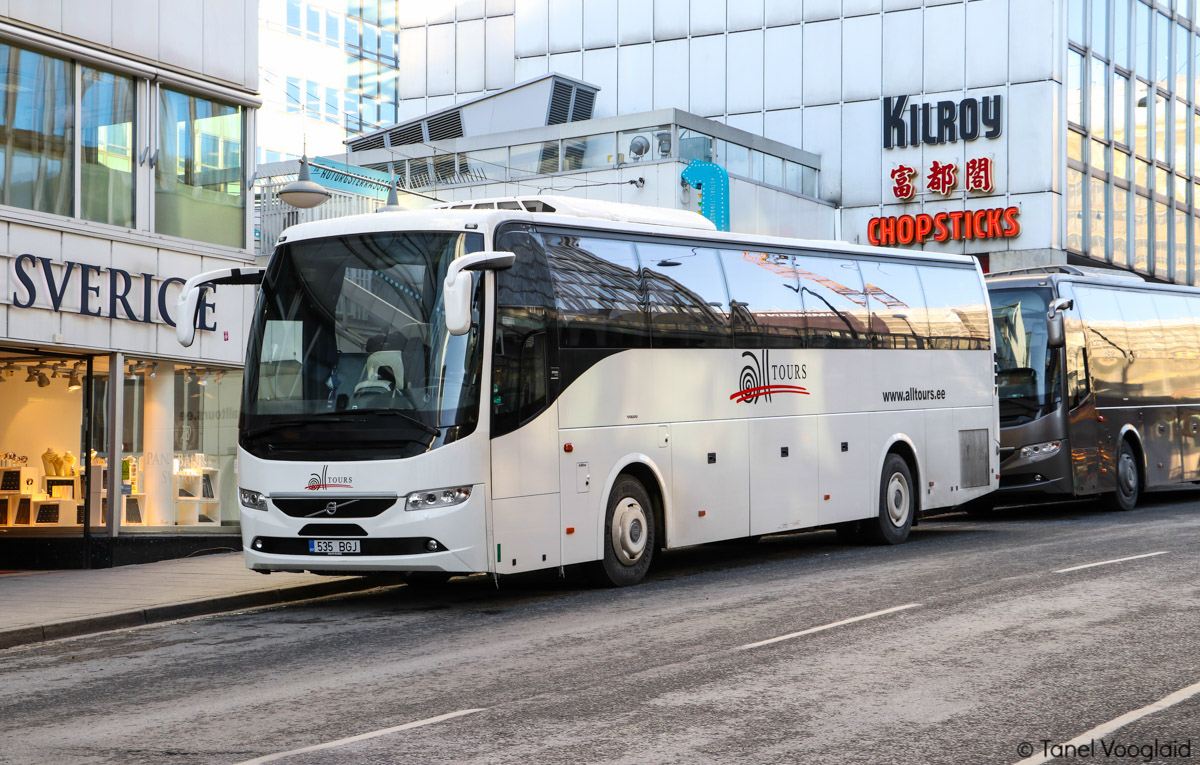 Pärnu, Volvo 9700H UG № 535 BGJ