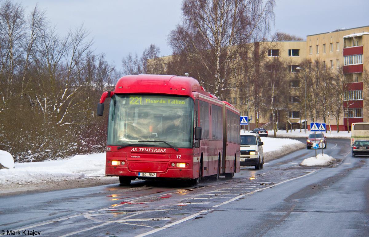 Maardu, Volvo 8500LEA № 72