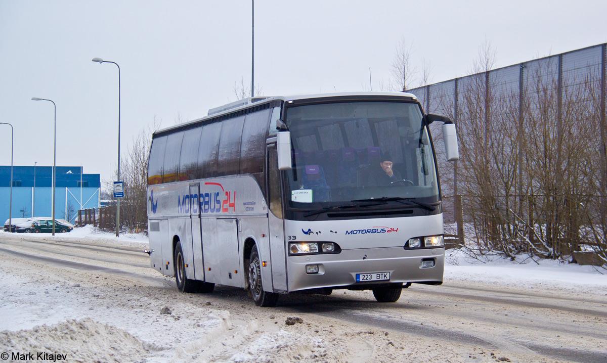 Tallinn, Carrus Star 502 № 223 BTK