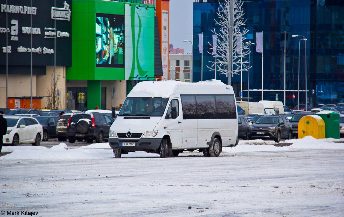 Tallinn, Mercedes-Benz Sprinter 416CDI № 930 MGC