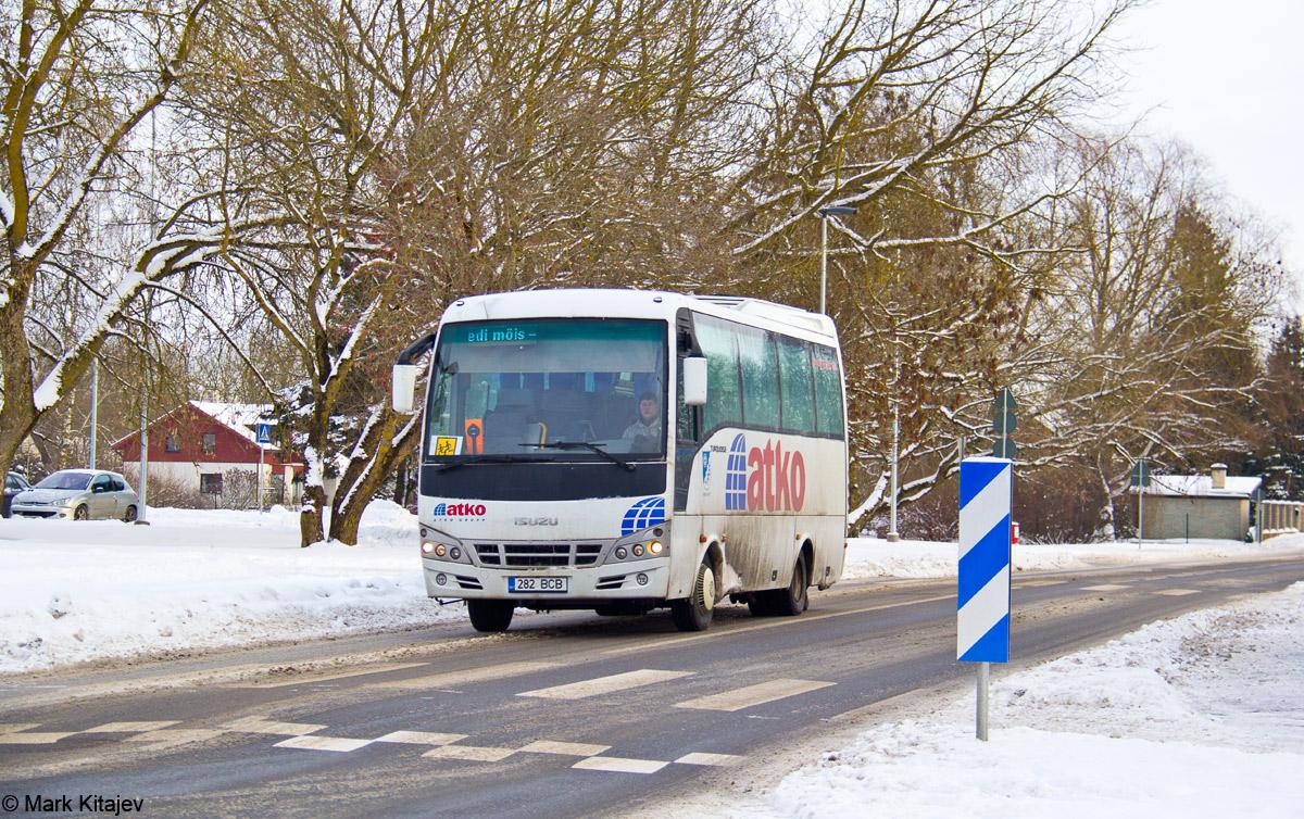 Tallinn, Isuzu Turquoise № 282 BCB