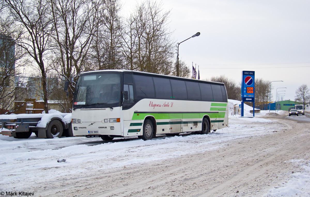 Kohtla-Järve, Carrus Star 302 № 202 BMX