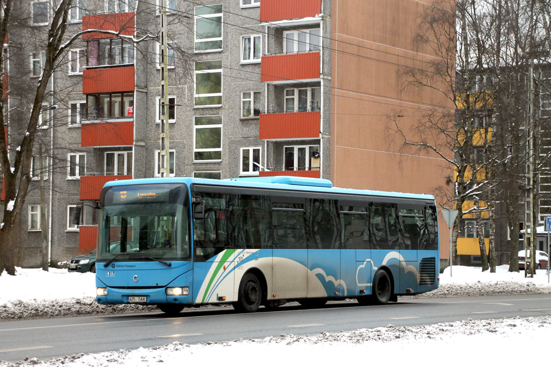 Tallinn, Irisbus Crossway LE 12M № 1471