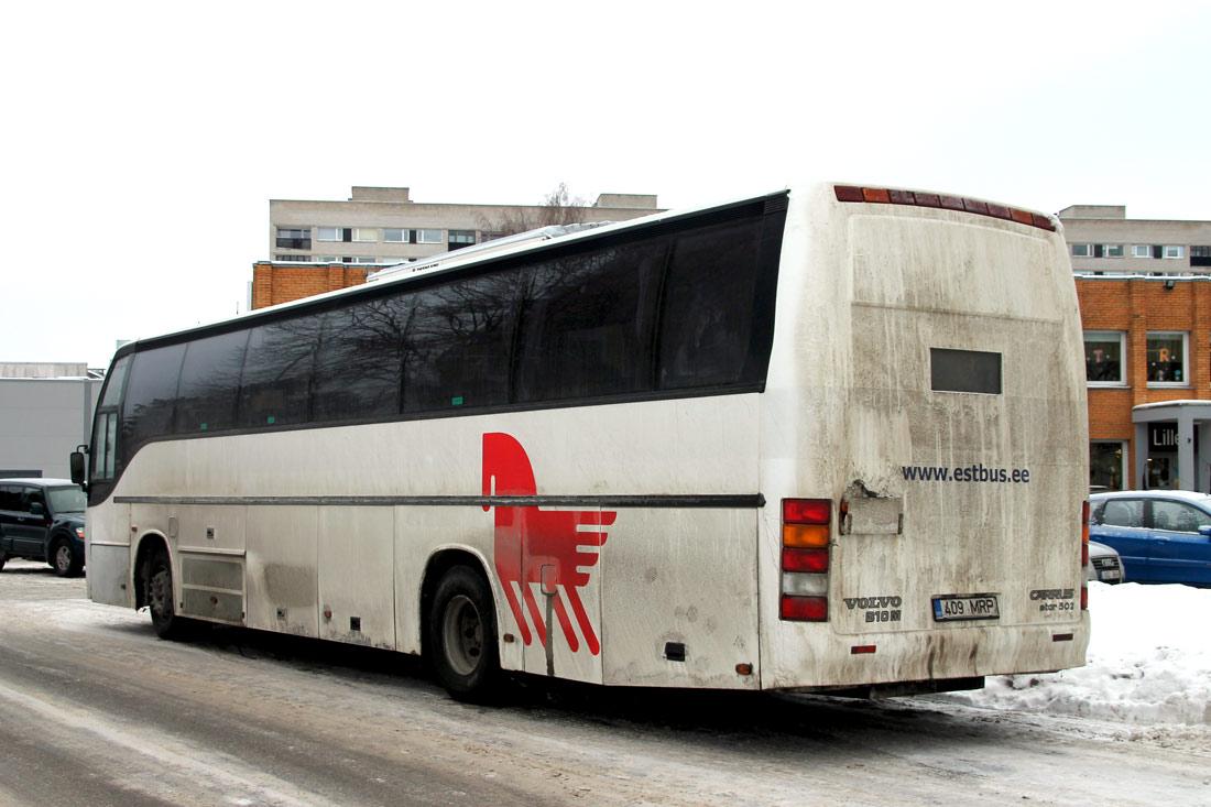Tallinn, Carrus Star 502 № 409 MRP