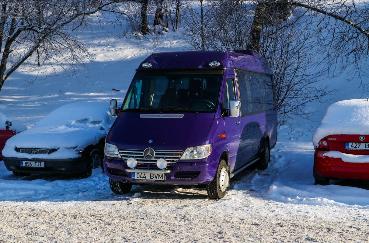 Pärnu, Mercedes-Benz Sprinter 416CDI № 044 BVM