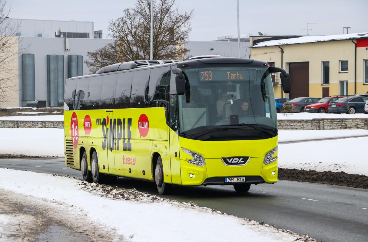 Tallinn, VDL Futura FHD2-148.440 № 53