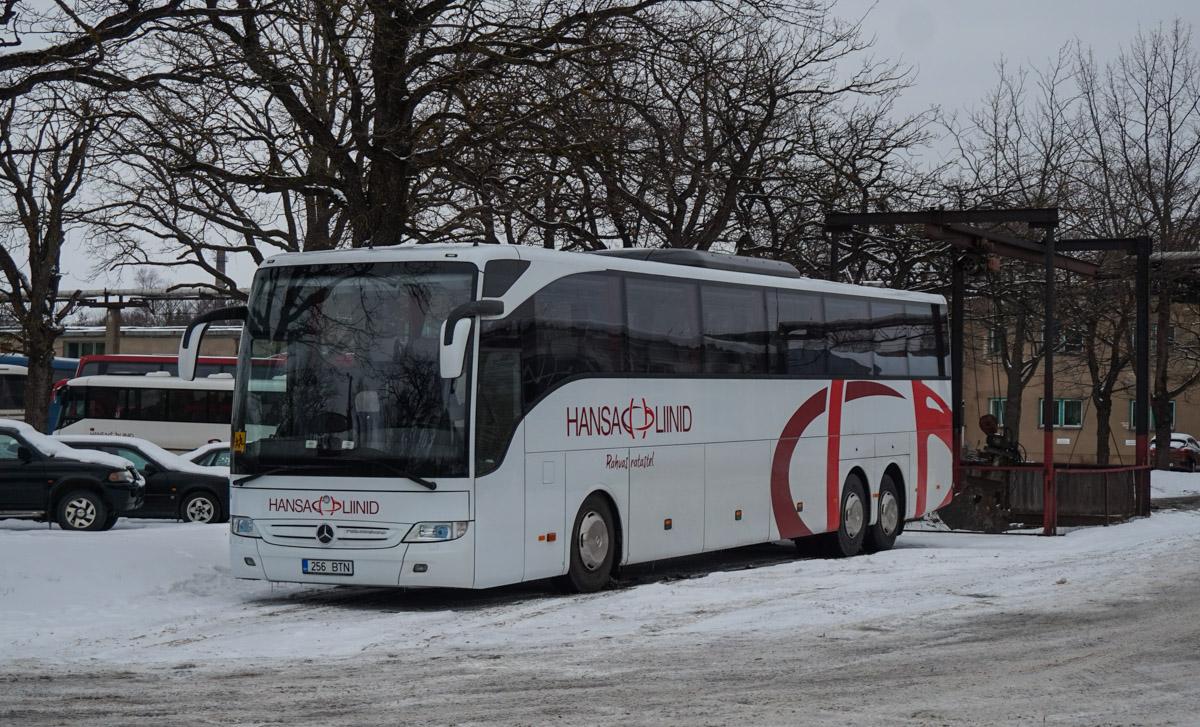 Pärnu, Mercedes-Benz O350-17RHD-II Tourismo L № 256 BTN