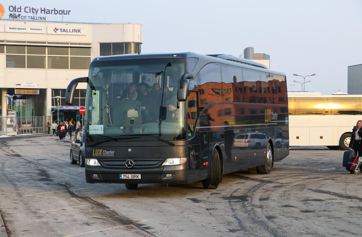 Tallinn, Mercedes-Benz O350-15RHD-II Tourismo № 754 BRK