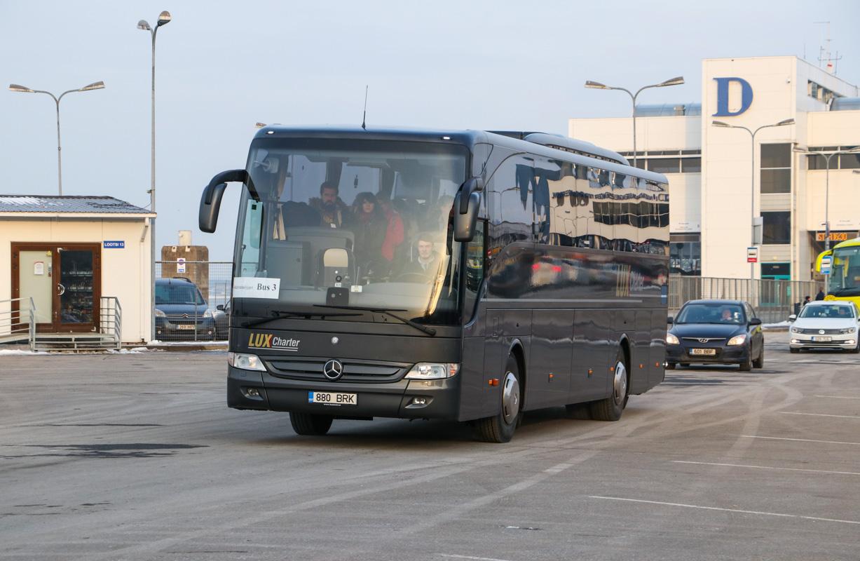 Tallinn, Mercedes-Benz O350-15RHD-II Tourismo № 880 BRK