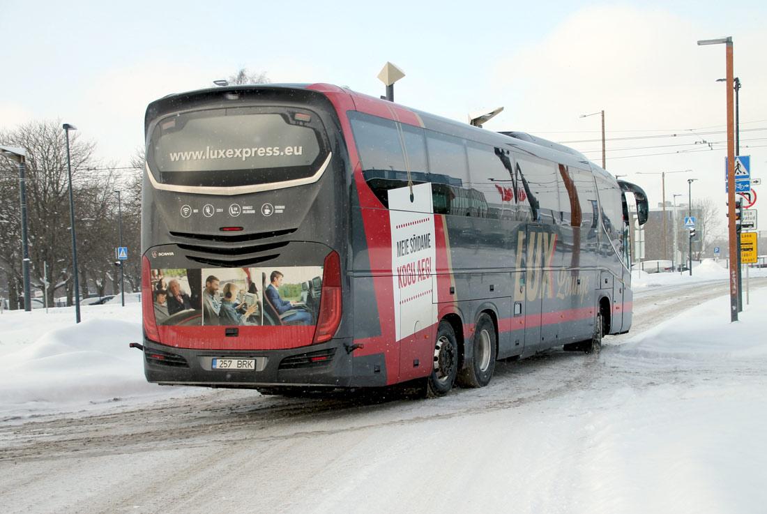 Tallinn, Irízar i8 15-3,7 № 257 BRK
