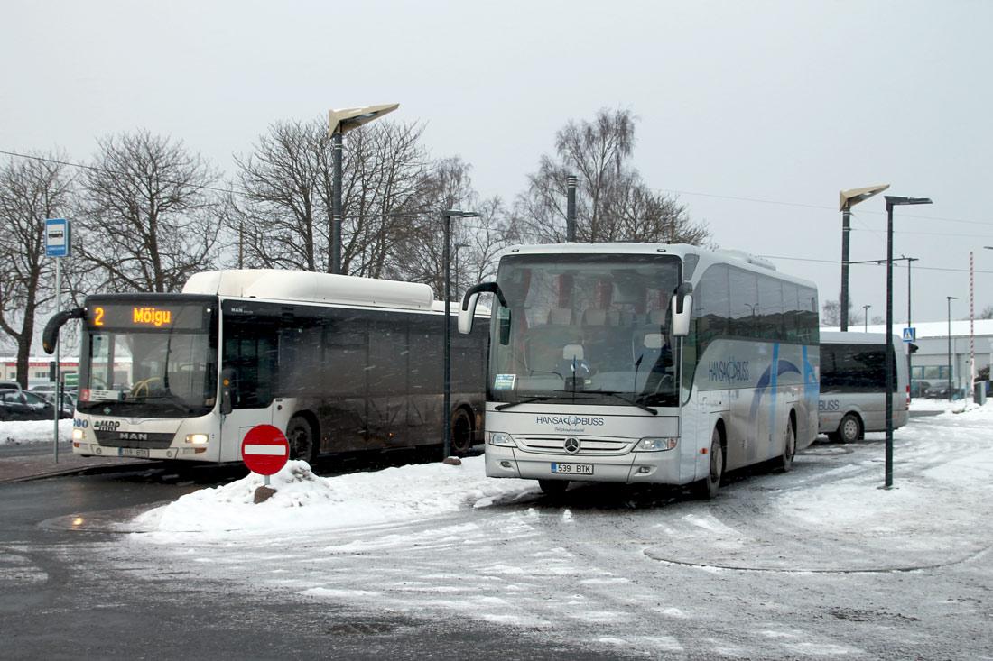 Tallinn, Mercedes-Benz O350-15RHD-II Tourismo № 539 BTK PEATUSED (Tallinn)