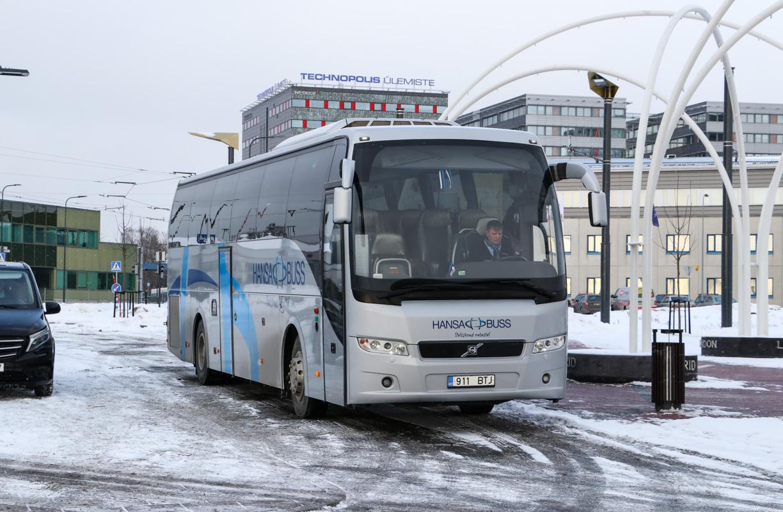 Tallinn, Volvo 9700H NG № 911 BTJ