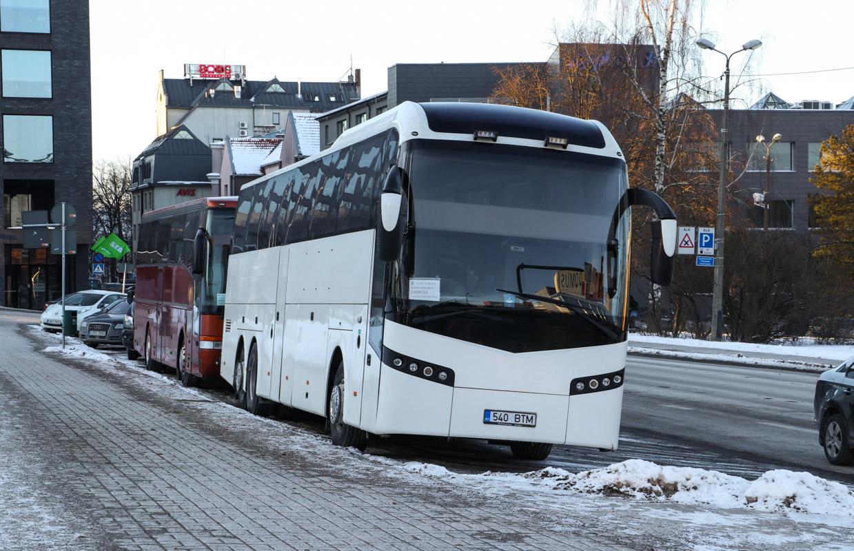 Narva, VDL Jonckheere SHV 134-420 № 540 BTM
