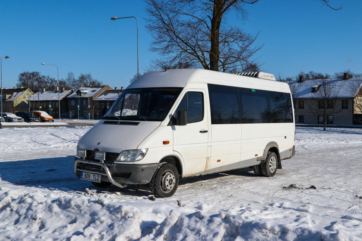Tartu, Mercedes-Benz Sprinter 413CDI № 809 TLZ