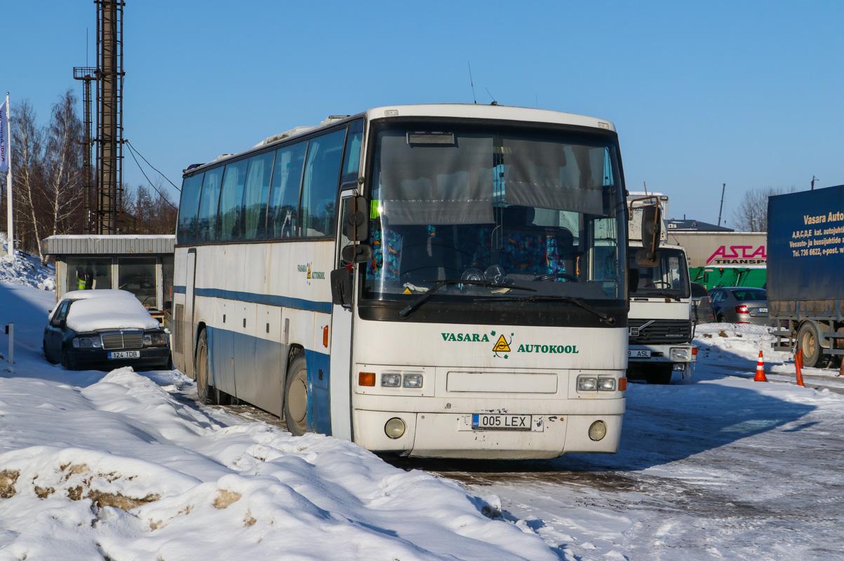 Tartu, Irízar Everest № 005 LEX