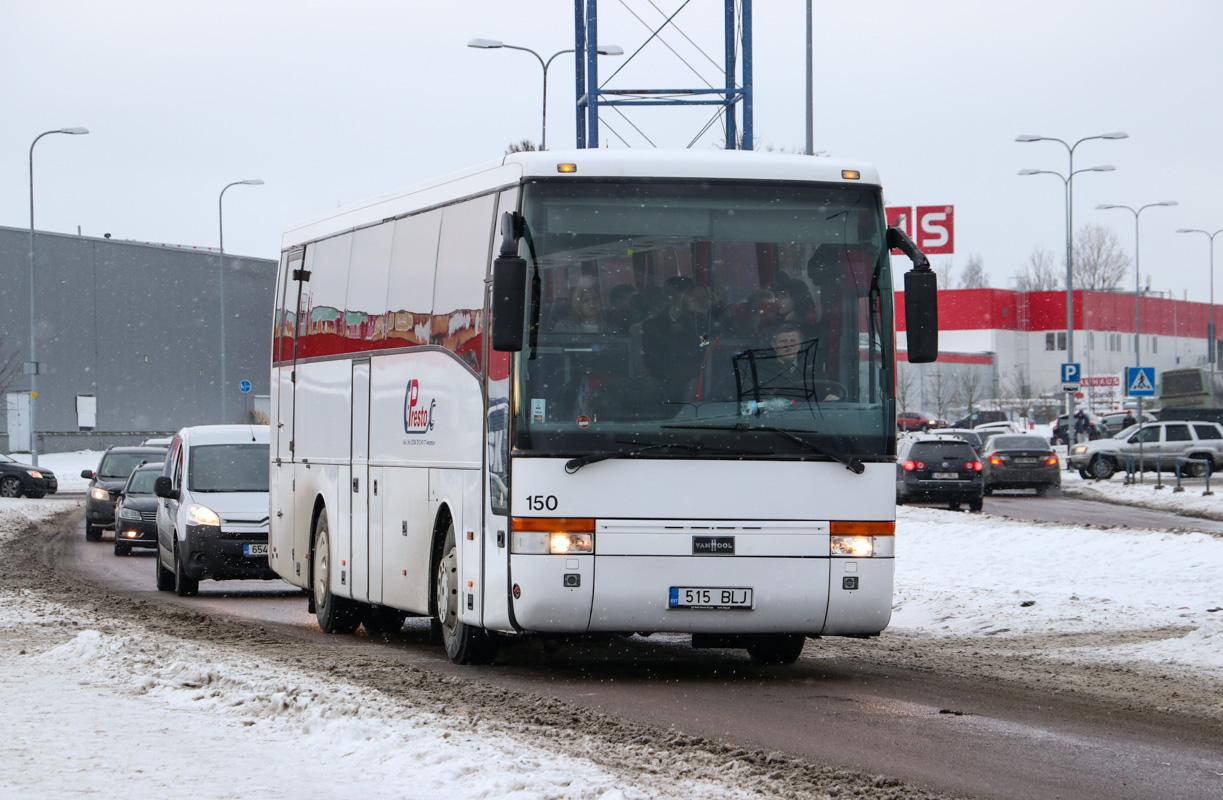 Pärnu, Van Hool T915 Alicron № 515 BLJ
