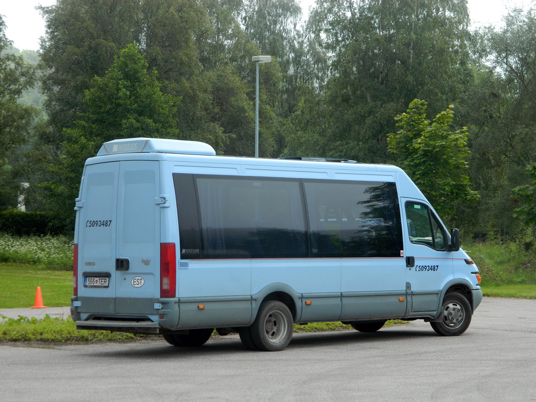 Tartu, IVECO Daily 50C13V № 566 TER Tallinn — XXVI laulu- ja XIX tantsupidu (Aja puudutus. Puudutuse aeg)