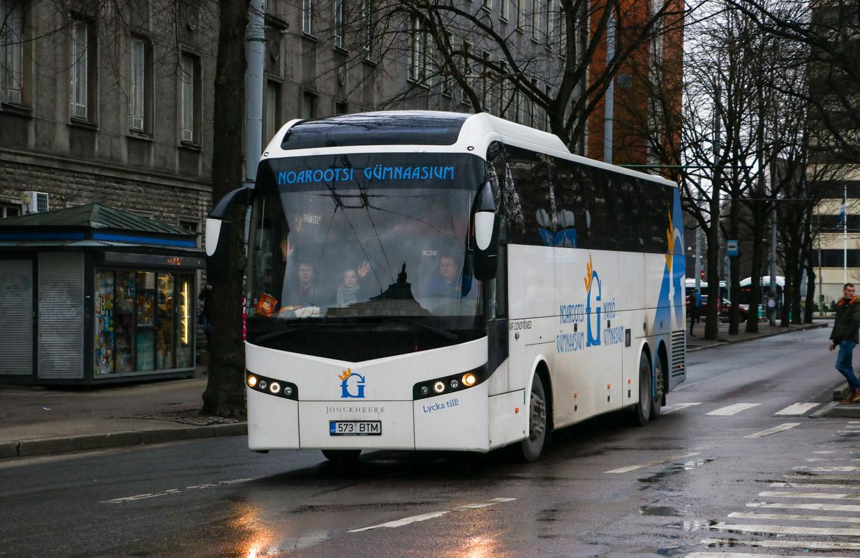 Haapsalu, VDL Jonckheere SHV 134-420 № 573 BTM