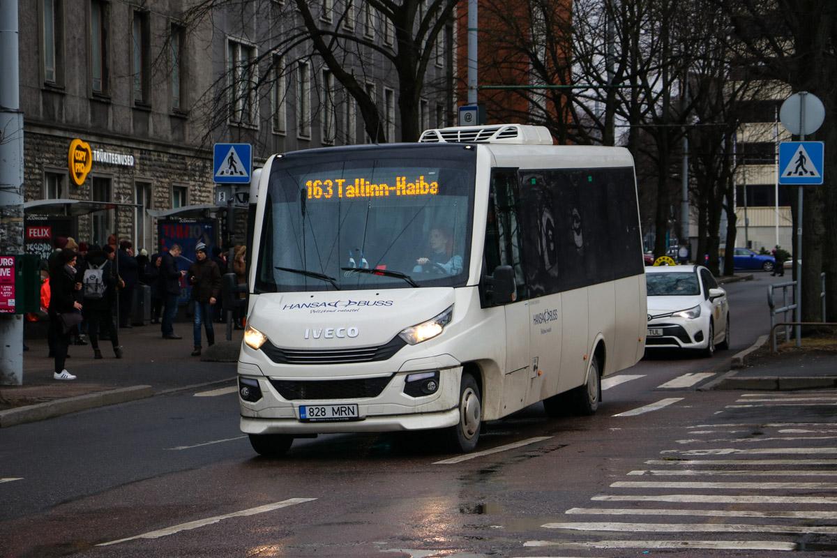 Tallinn, FeniksBUS FBI 86P № 828 MRN