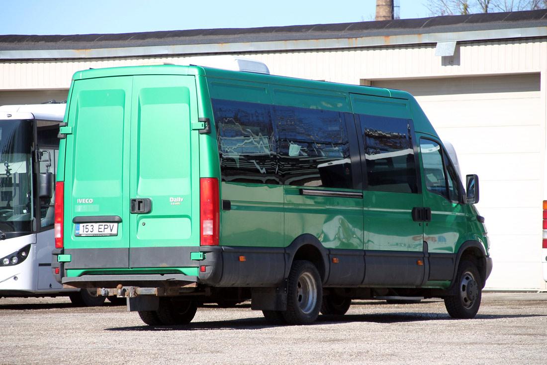 Valga, IVECO Daily 50C14V № 153 EPV