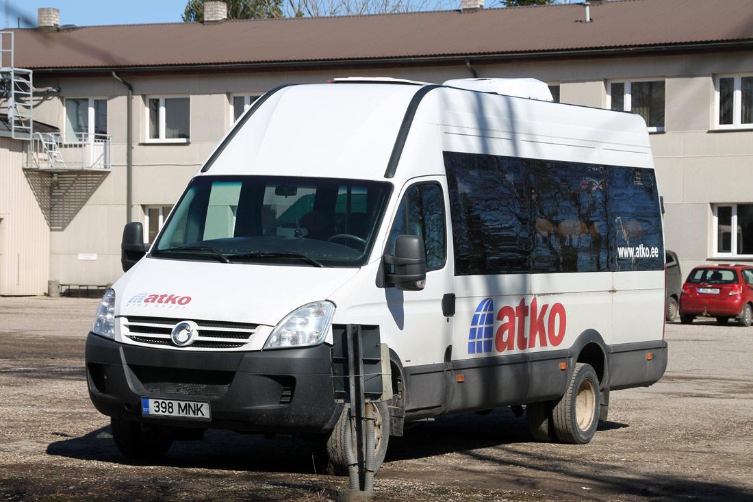 Valga, IVECO Daily 50C15V № 398 MNK