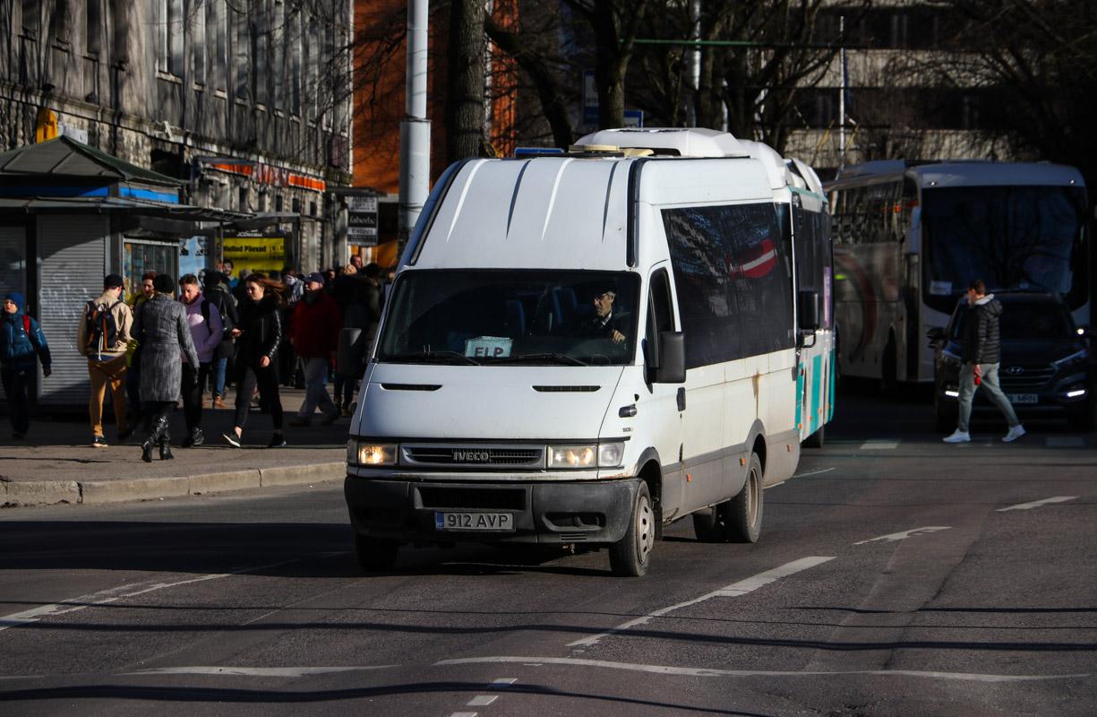 Tallinn, IVECO Daily 50C14V № 912 AVP