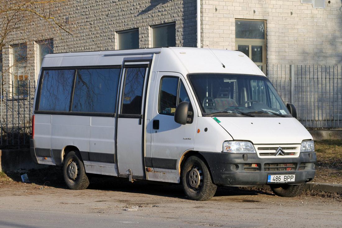 Tallinn, Citroёn Jumper № 486 BPP