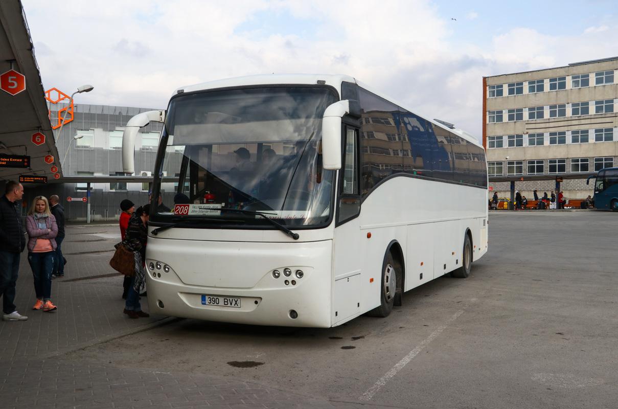 Kohtla-Järve, Jonckheere Mistral 50 № 390 BVX