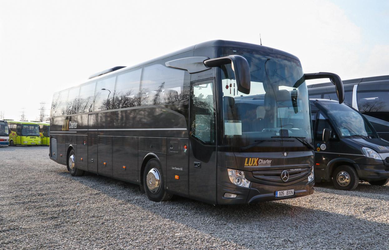 Tallinn, Mercedes-Benz Tourismo 15RHD-III № 105 BXN