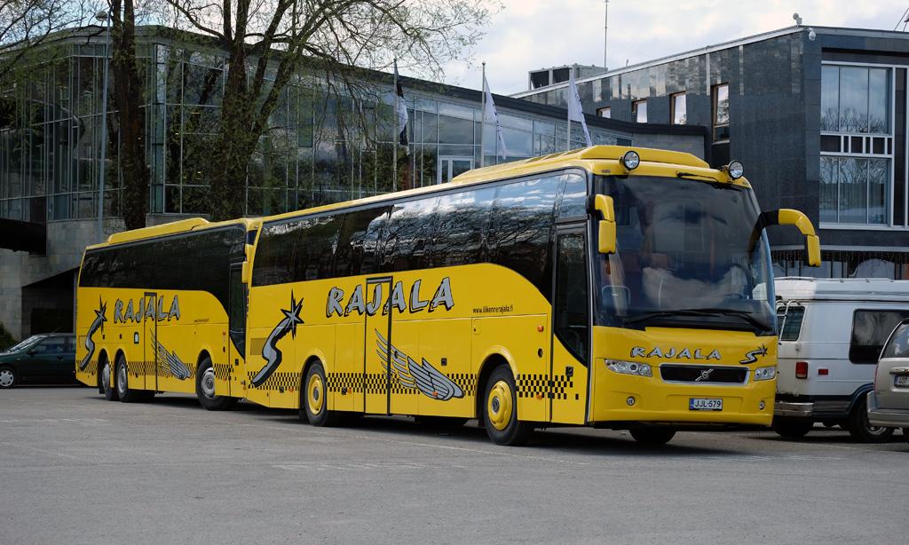Pärnu, Volvo 9700HD NG № 535 BGJ