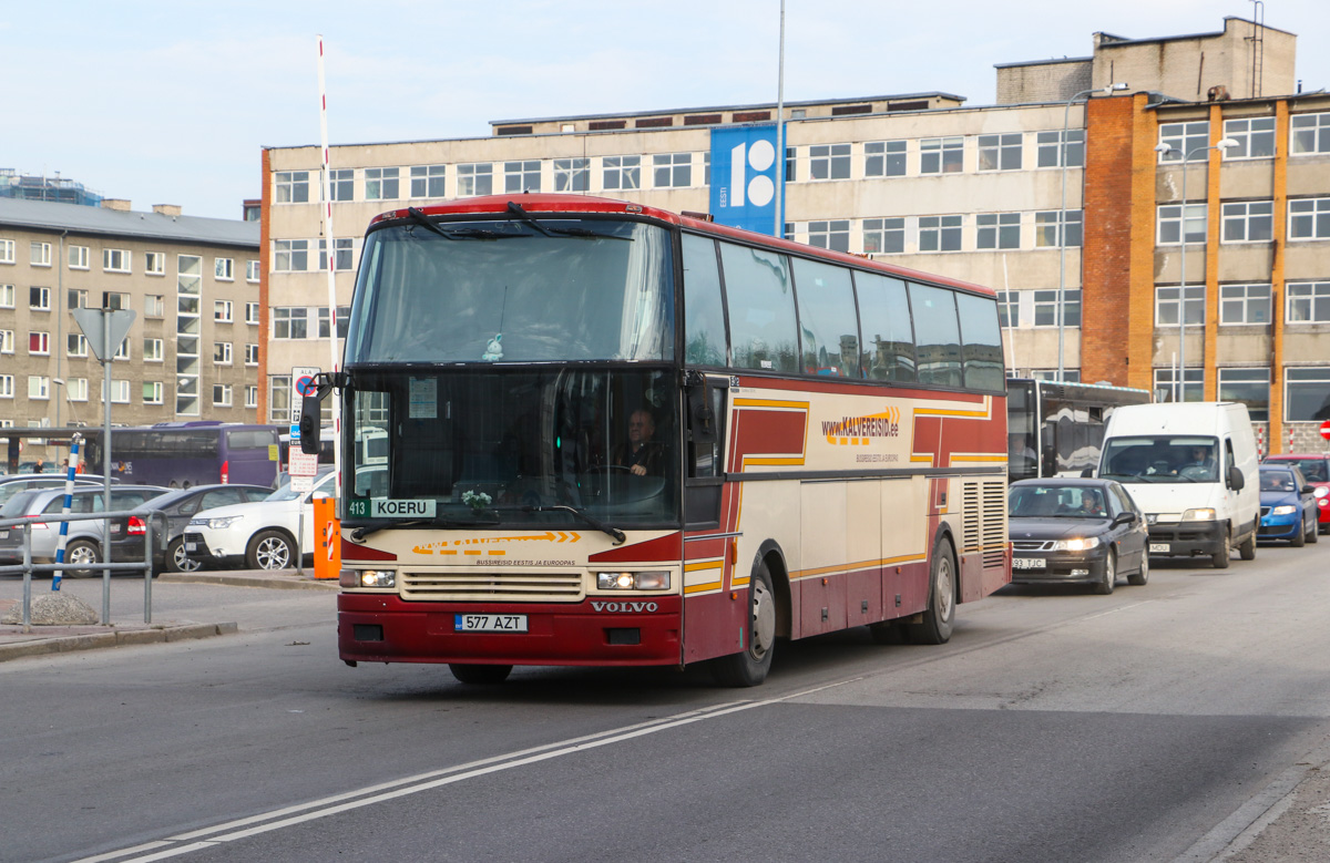 Tallinn, Berkhof Excellence 2000HL № 577 AZT