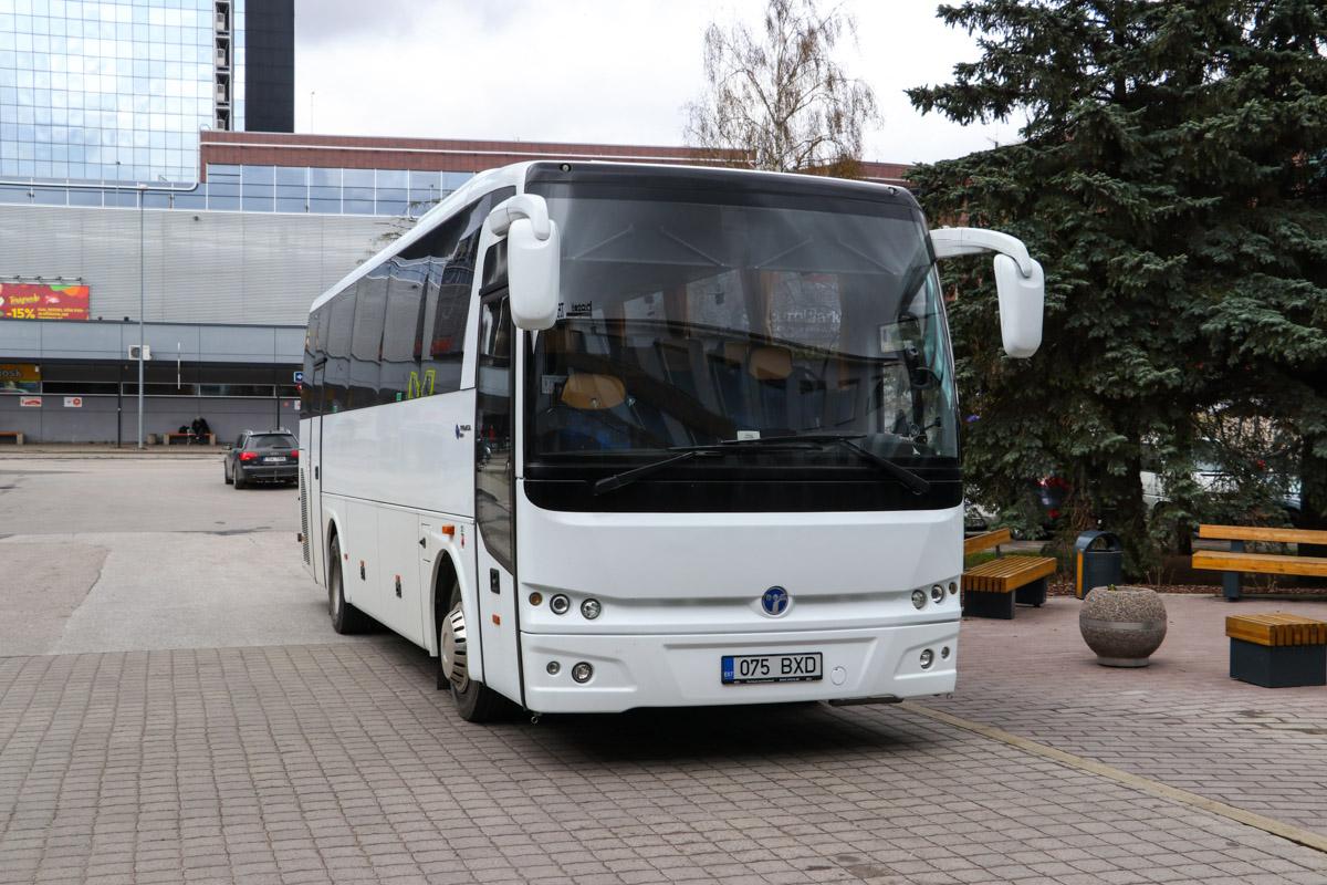 Kuressaare, TEMSA MD 9 № 075 BXD