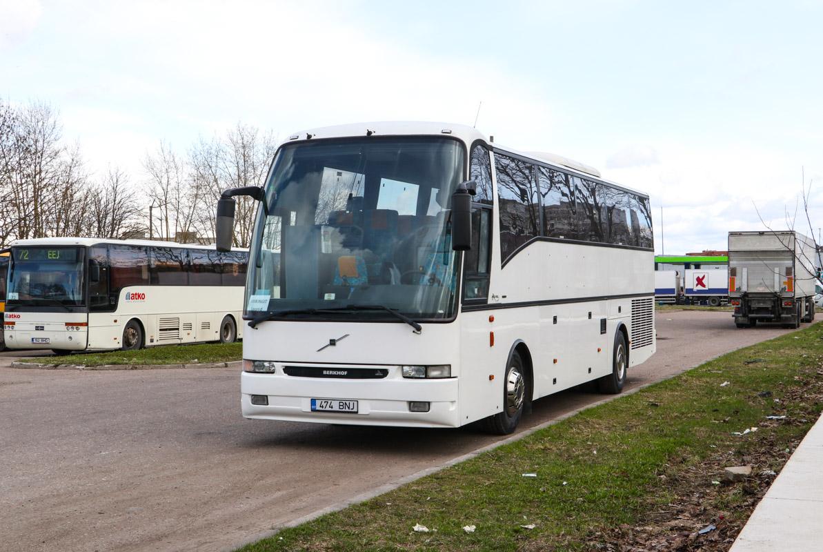 Narva, Berkhof Axial 70 № 474 BNJ