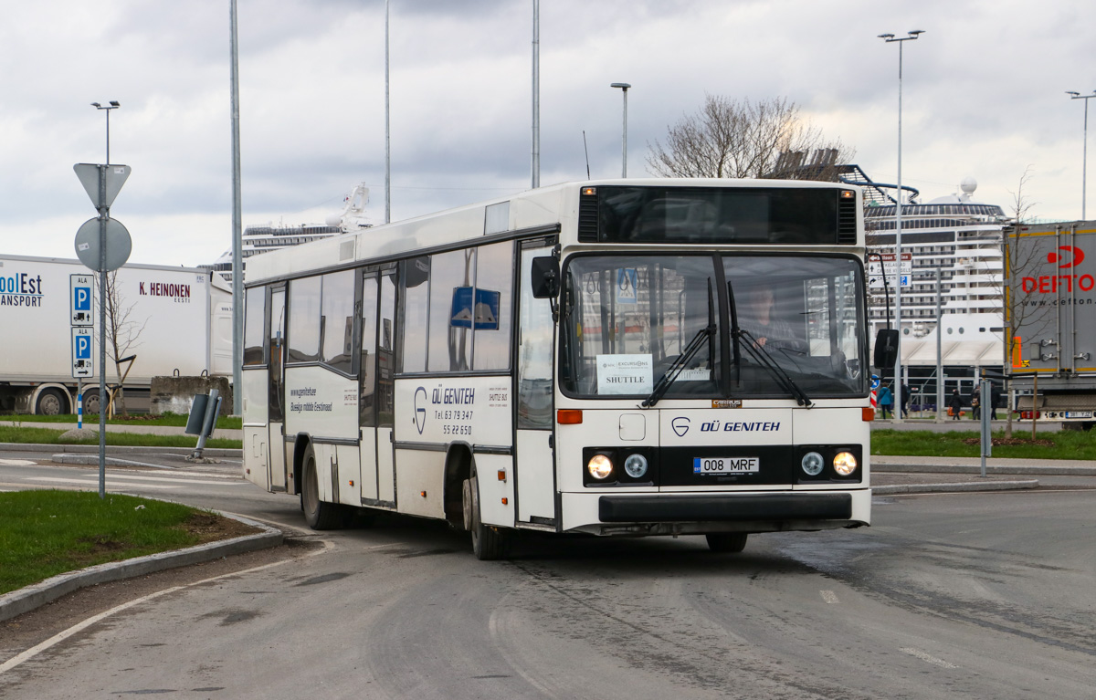 Tallinn, Carrus K204 City L № 008 MRF