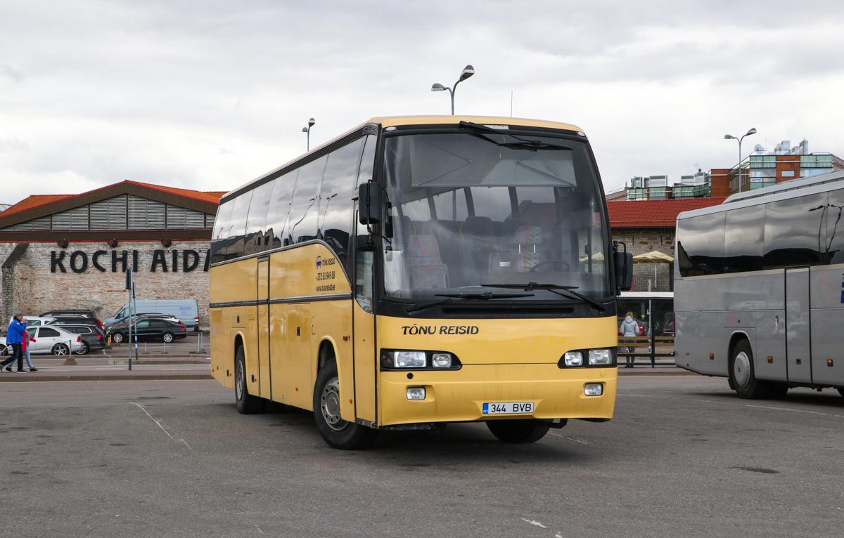 Kuressaare, Carrus Star 602 № 344 BVB