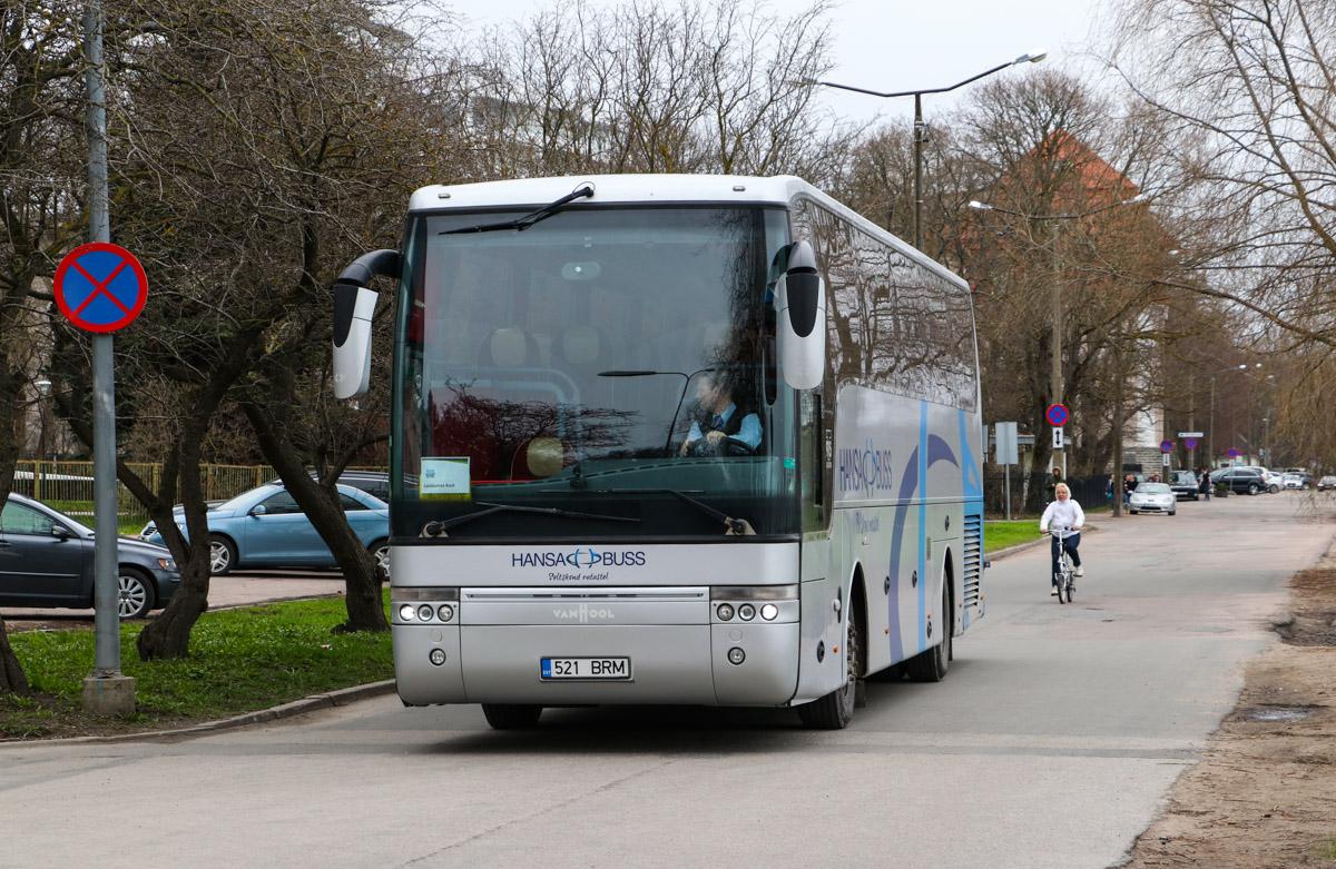 Tallinn, Van Hool T915 Acron № 521 BRM