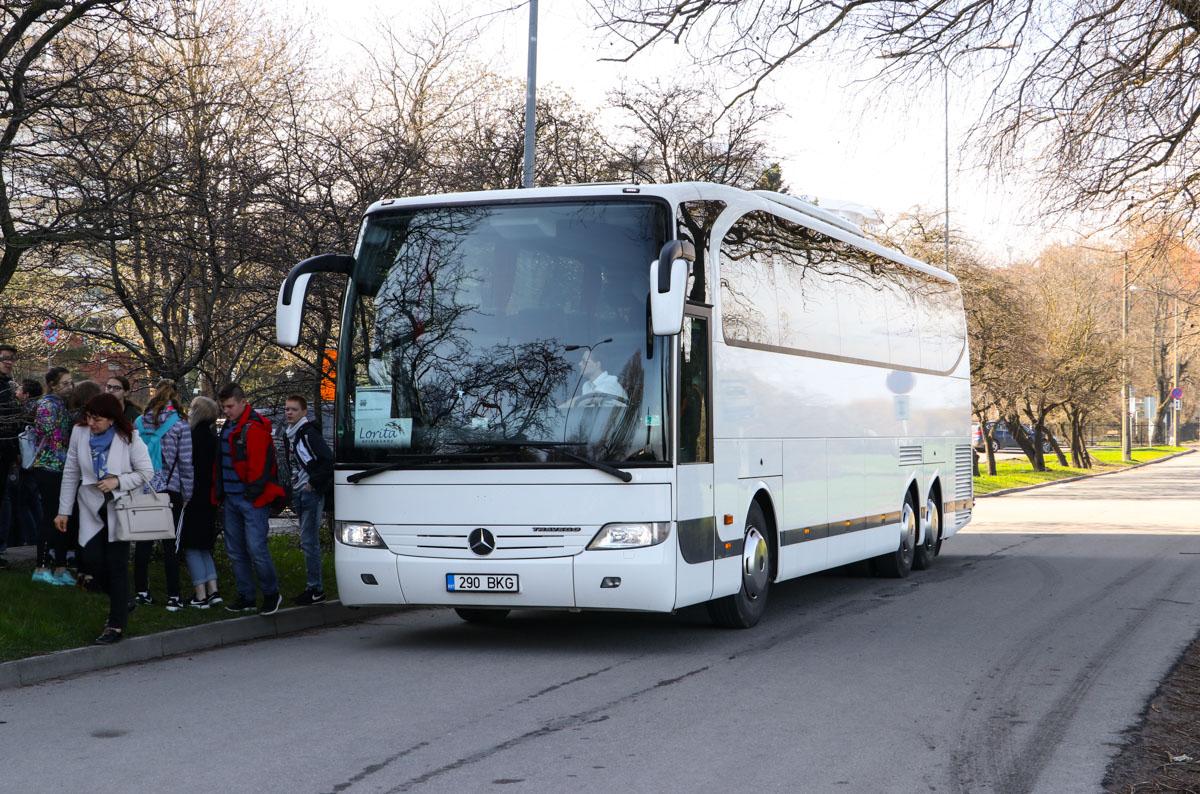Narva, Mercedes-Benz O580-16RHD Travego № 290 BKG
