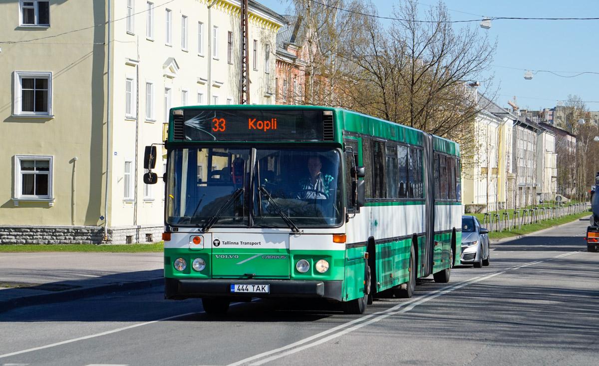 Tallinn, Carrus N204 City № 1444