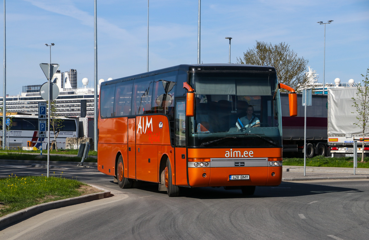 Tallinn, Van Hool T911 Alicron № 428 BMY
