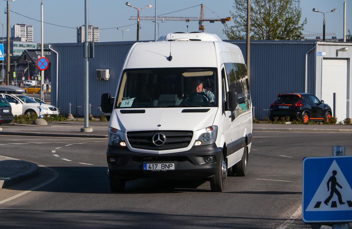 Rakvere, Mercedes-Benz Sprinter 519CDI № 417 BNP