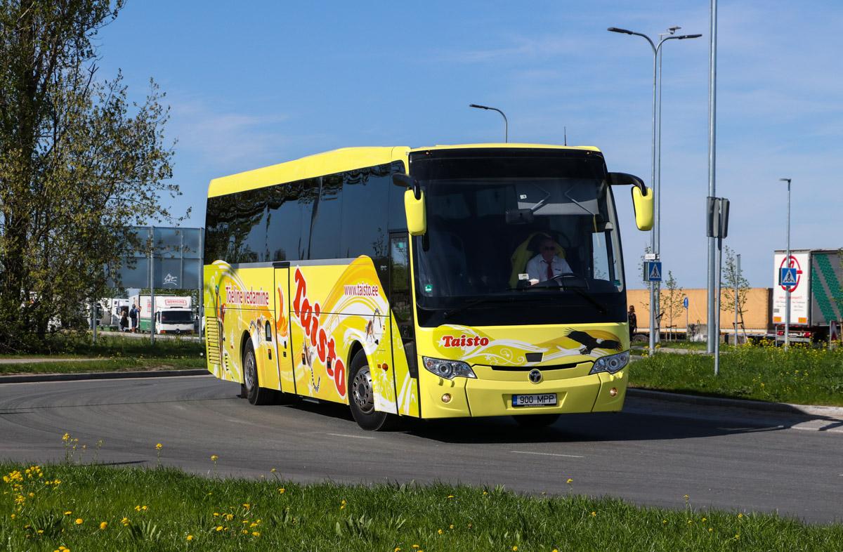 Antsla, TEMSA HD 12 № 900 MPP